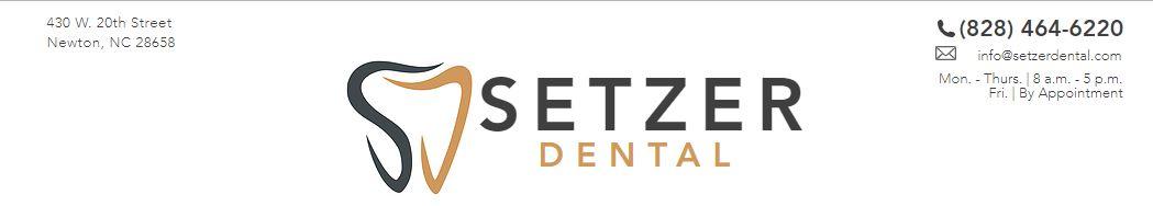 Setzer Dental reviews | Dentists at 430 W. 20th Street - Newton NC