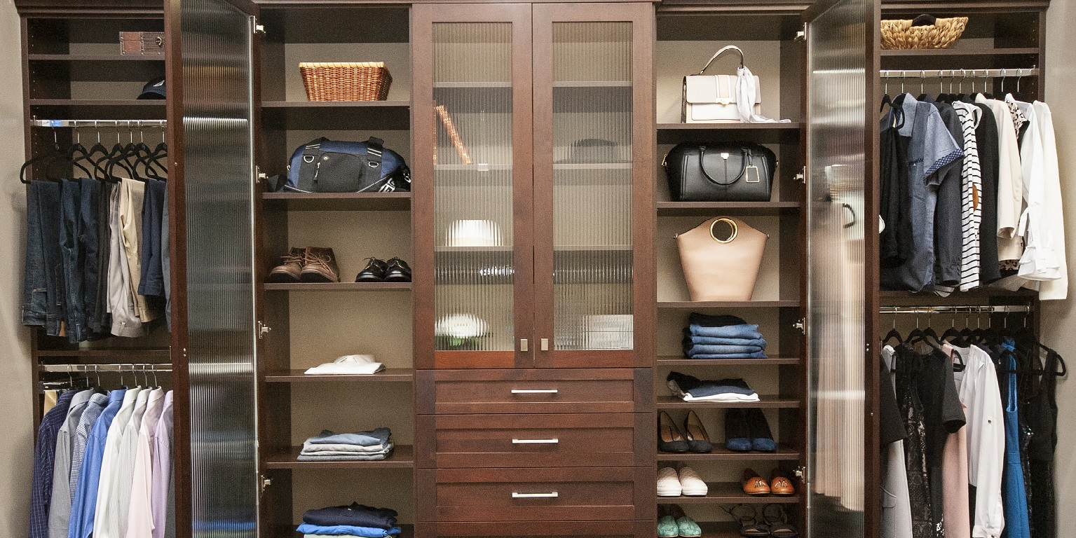 SpaceManager Closets reviews | Cabinetry at 3556 West TC Jester - Houston TX