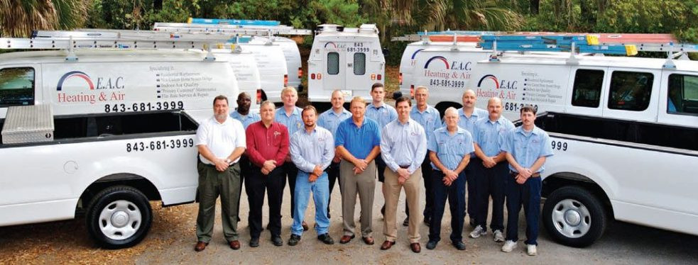 E.A.C. Heating & Air reviews | Heating & Air Conditioning/HVAC at 76 Beach City Rd - Hilton Head Island SC