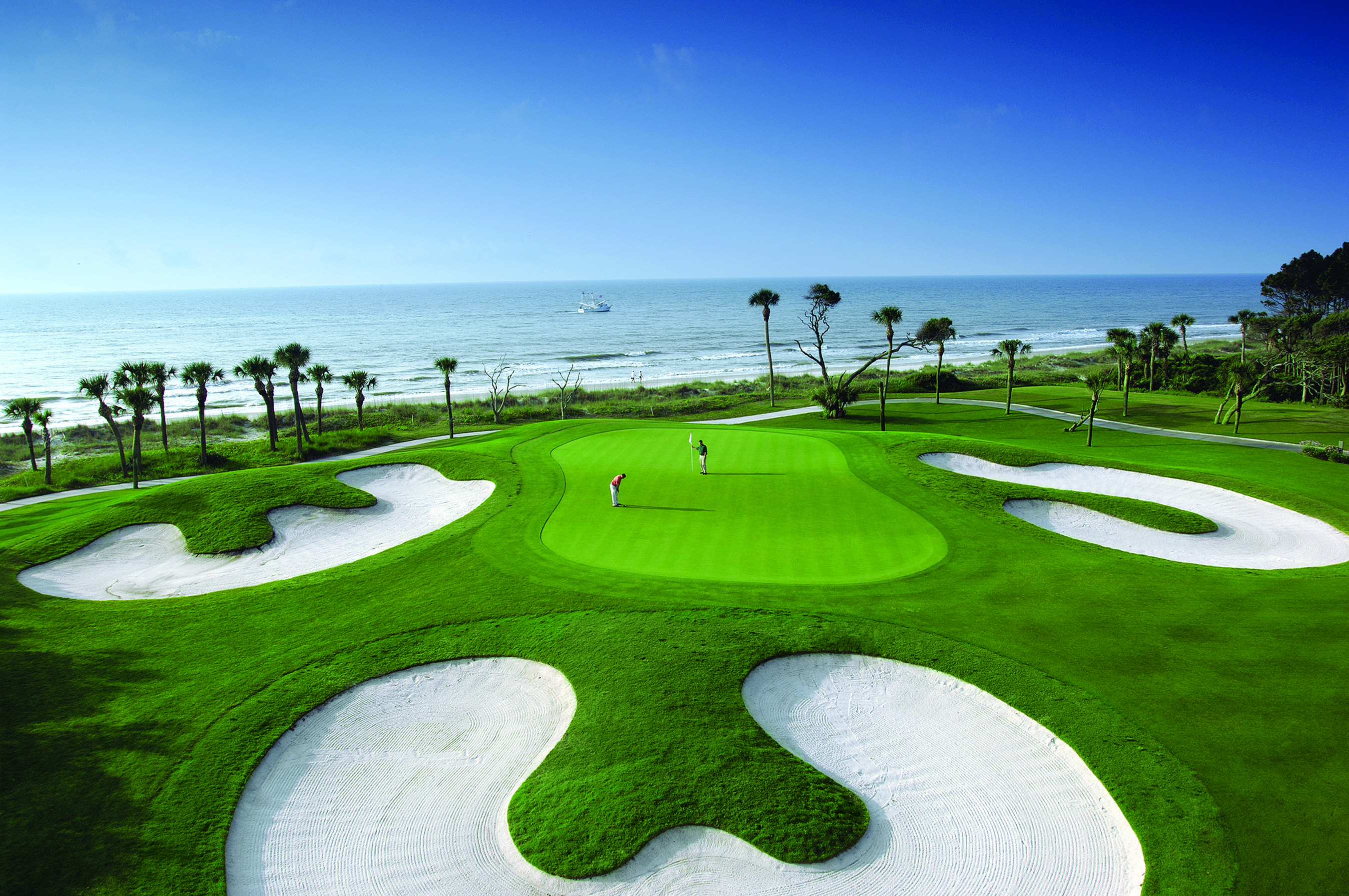 Robert Trent Jones Oceanfront Golf Course reviews | Golf at 7 Trent Jones Ln - Hilton Head Island SC
