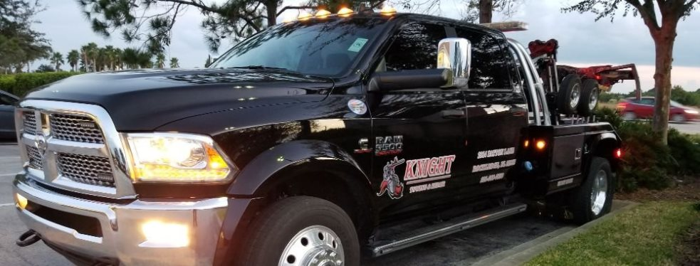 Knight Towing and Repair reviews | Auto Repair at 2314 Patton Ln - Rockledge FL