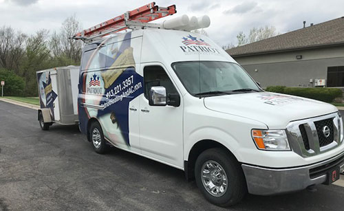 Patriot Heating & AC LLC reviews | Heating & Air Conditioning/HVAC at 6443 Vista Dr - Shawnee KS