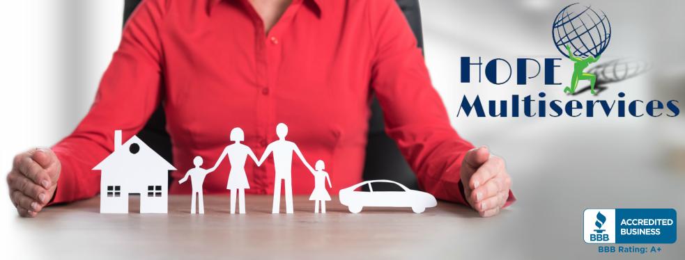 Hope Multiservices reviews | Auto Insurance at 2010 Spring Walk Lane - Arlington TX