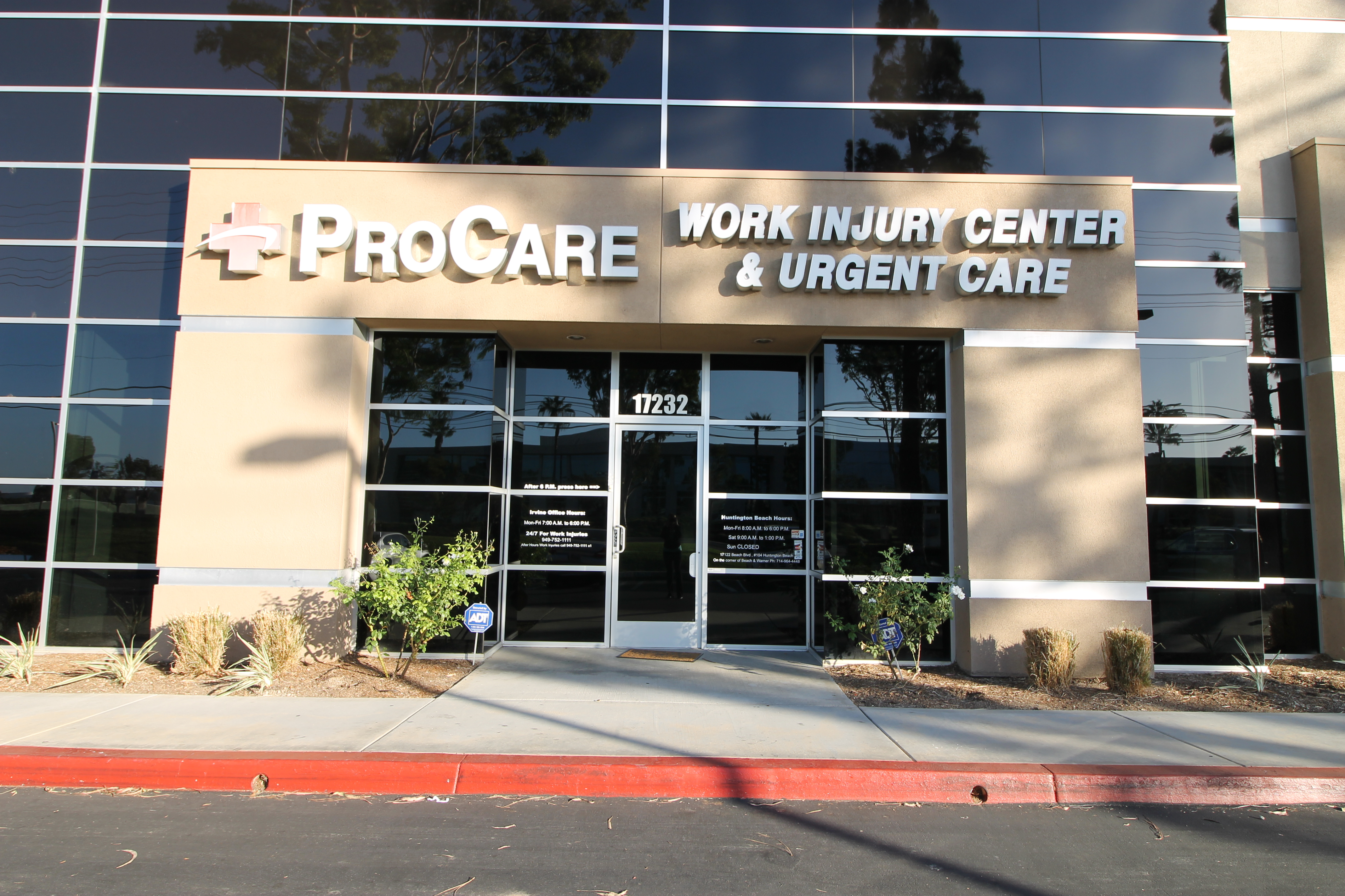 Procare Work Injury Center reviews | Urgent Care at 17232 Red Hill Ave - Irvine CA