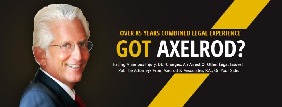 Axelrod & Associates, P.A. reviews | Legal Services at 4701 Oleander Drive - Myrtle Beach SC