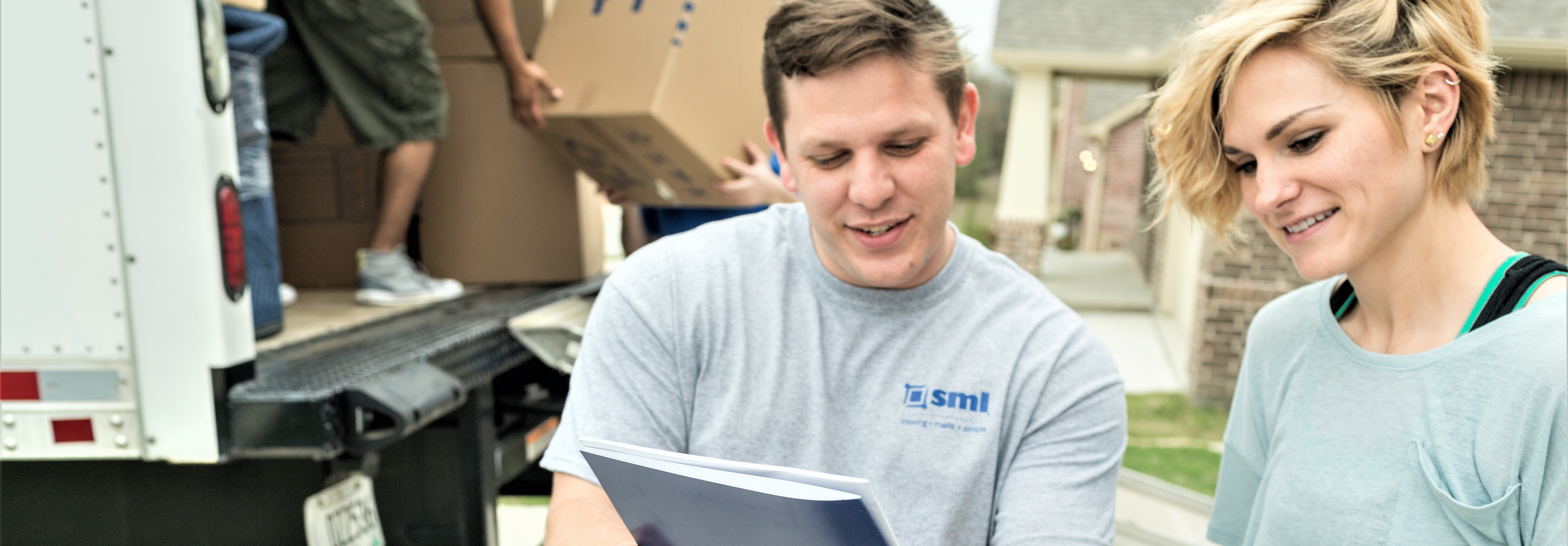 SML - Simple Moving Labor reviews | Movers at 3700 Rufe Snow Dr - Fort Worth TX