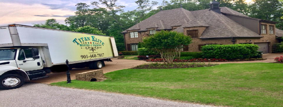 Titan Elite Moving and Packing reviews | Movers at 6105 appletree drive - Collierville TN
