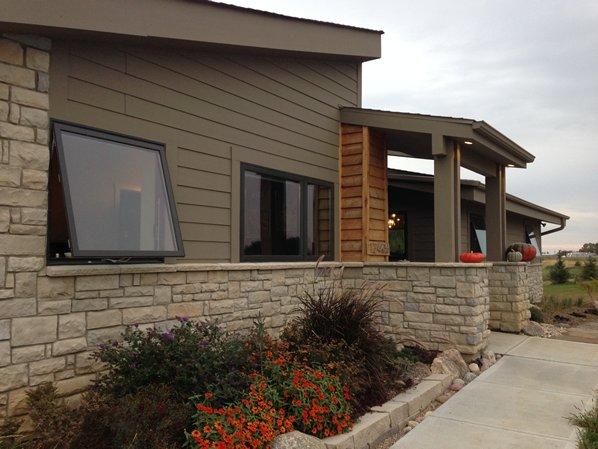 EnerLux Windows & Doors reviews | Door Sales/Installation at 1530 Pine Ave - Crete NE