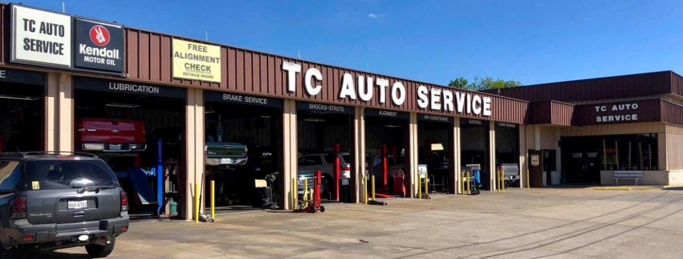 TC Auto Service reviews | Auto Repair at 2350 Airline Rd - Corpus Christi TX