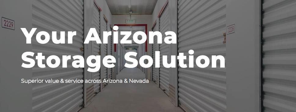 Fletcher Heights Storage Solutions reviews   Self Storage at 8266 W. Lake Pleasant Parkway - Peoria AZ