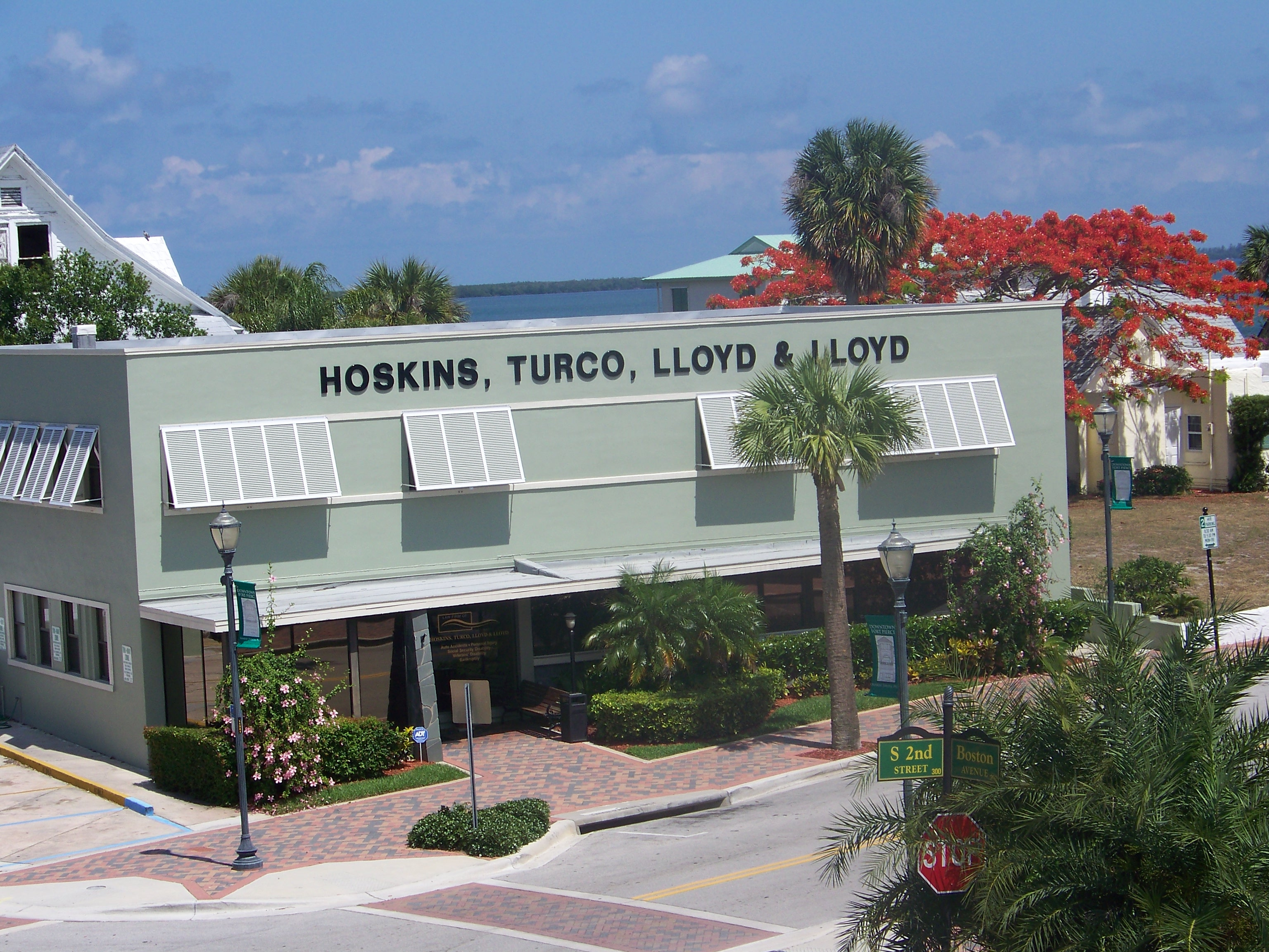 Law Firm of Hoskins, Turco, Lloyd & Lloyd, Fort Pierce reviews | Personal Injury Law at 302 S 2nd St - Fort Pierce FL
