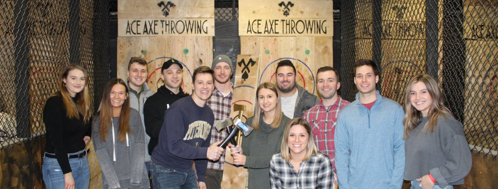 Ace Axe Throwing reviews | Recreation Centers at 145 E 8th Ave - Homestead PA