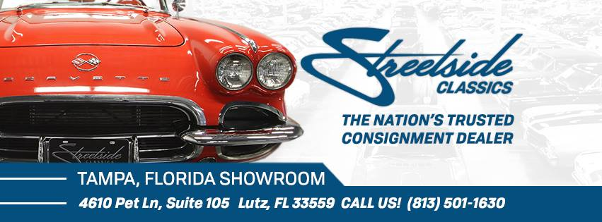Streetside Classics - Tampa reviews | Car Dealers at 4610 Pet Lane Suite 105 - Lutz FL