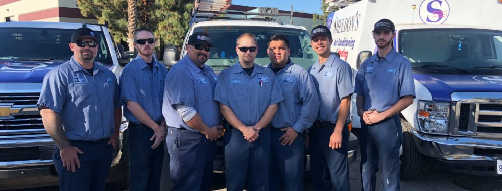 Sheldon's Heating & Air Conditioning, Inc. reviews | Heating & Air Conditioning/HVAC at 3401 Gato Court - Riverside CA