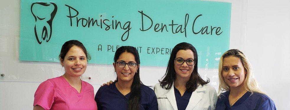 Promising Dental Care reviews | Dentists at 5863 North University Drive - Tamarac FL