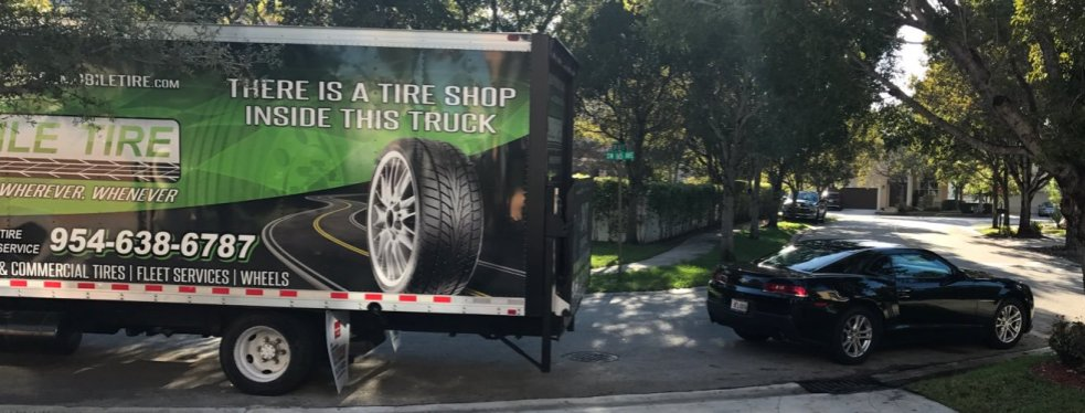 S.O.S Mobile Tire Service reviews | Tires at 5900 SW 42nd Pl - Davie