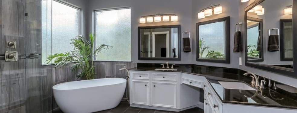 DWR Construction Inc reviews | Kitchen & Bath at 445 Spring Hill Dr. - Spring TX