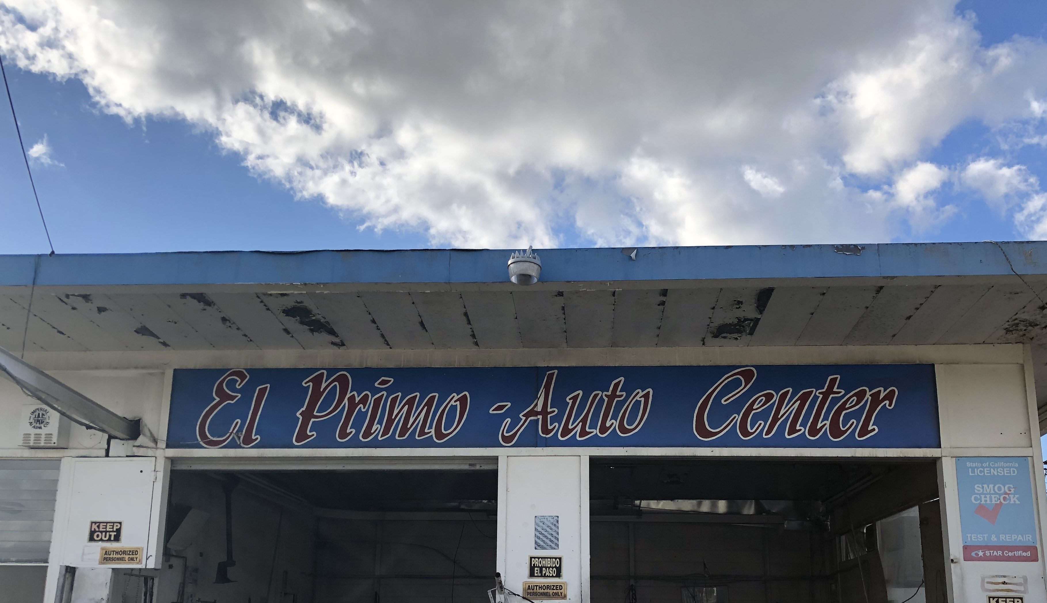 El Primo Auto Center reviews | Smog Check Stations at 100 Baker St. - Bakersfield CA