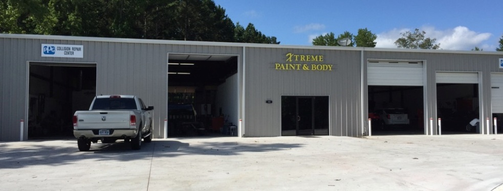 Xtreme Paint & Body reviews | Body Shops at 11 Acklin Gap - Conway AR