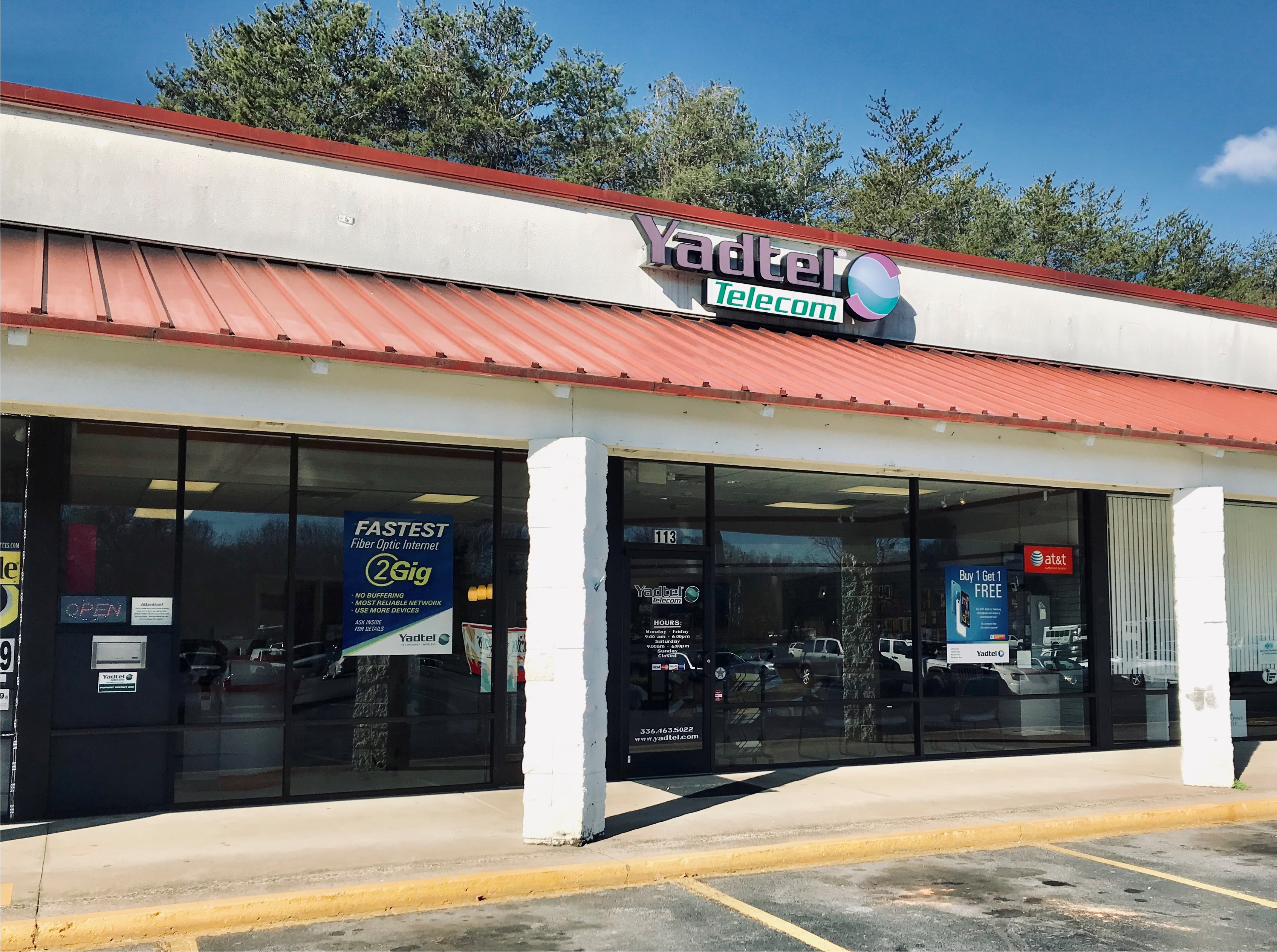 Yadtel Telecom reviews | Telecommunications at Foothills Market Shopping Center - Jonesville NC