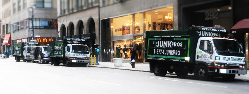 The Junk Pros Corporation reviews | Junk Removal & Hauling at 25 West 51st Street - New York NY