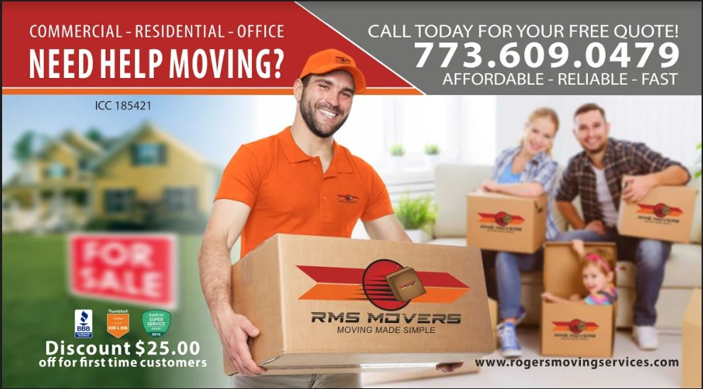 RMS Movers reviews | Movers at 5113 S Harper - Chicago IL