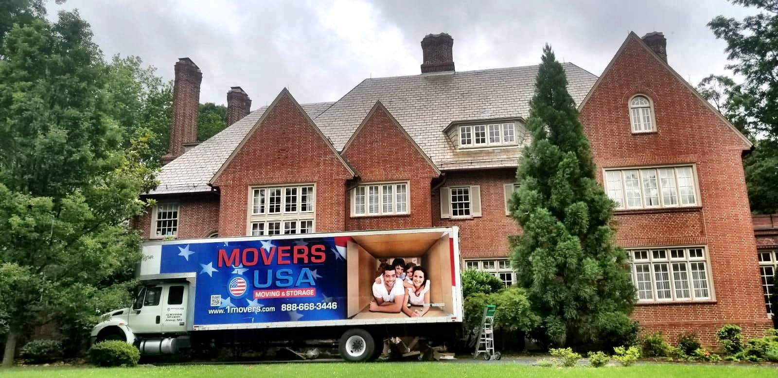 Movers USA Inc. reviews | Movers at 8221 Preston Ct. - Jessup MD