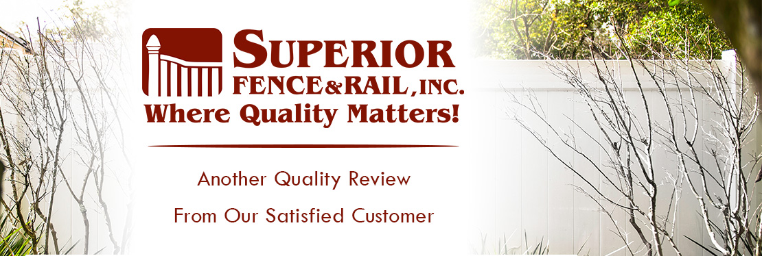 Superior Fence & Rail of Nashville, Inc. reviews | Fences & Gates at 111 LaSalle Court - La Vergne TN