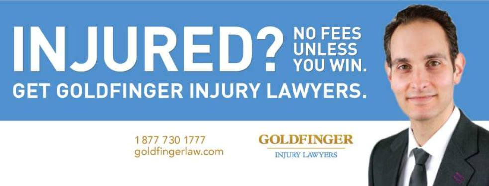 Goldfinger Injury Lawyers reviews | Personal Injury Law at 45 Sheppard Ave - Toronto ON
