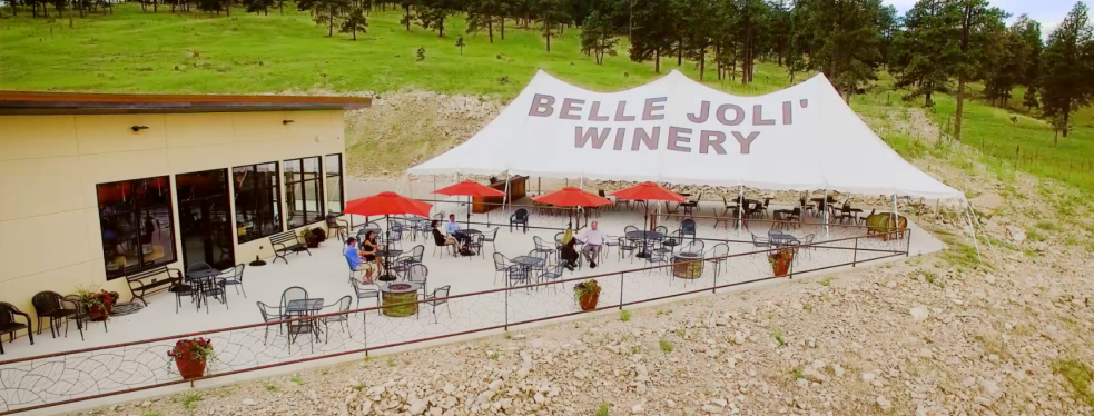 Belle Joli Winery Sparkling House reviews | Wineries at 3951 Vanocker Canyon Road - Sturgis SD