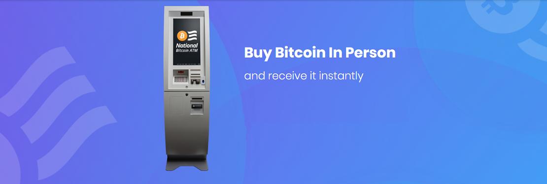 National Bitcoin ATM reviews   ATM at 5419 Silverstar rd - Orlando FL