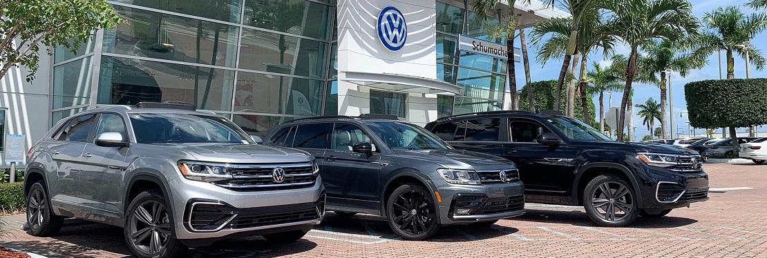 Schumacher Volkswagen of West Palm Beach - Service Center reviews | Auto Repair at 3001 Okeechobee Blvd - West Palm Beach FL