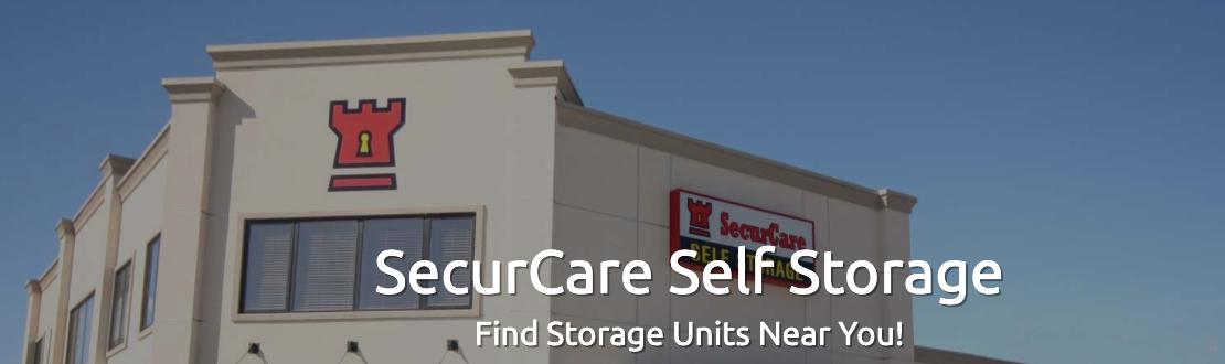 SecurCare Self Storage Reviews, Ratings | Self Storage near 110 S Kerr Ave , Wilmington NC