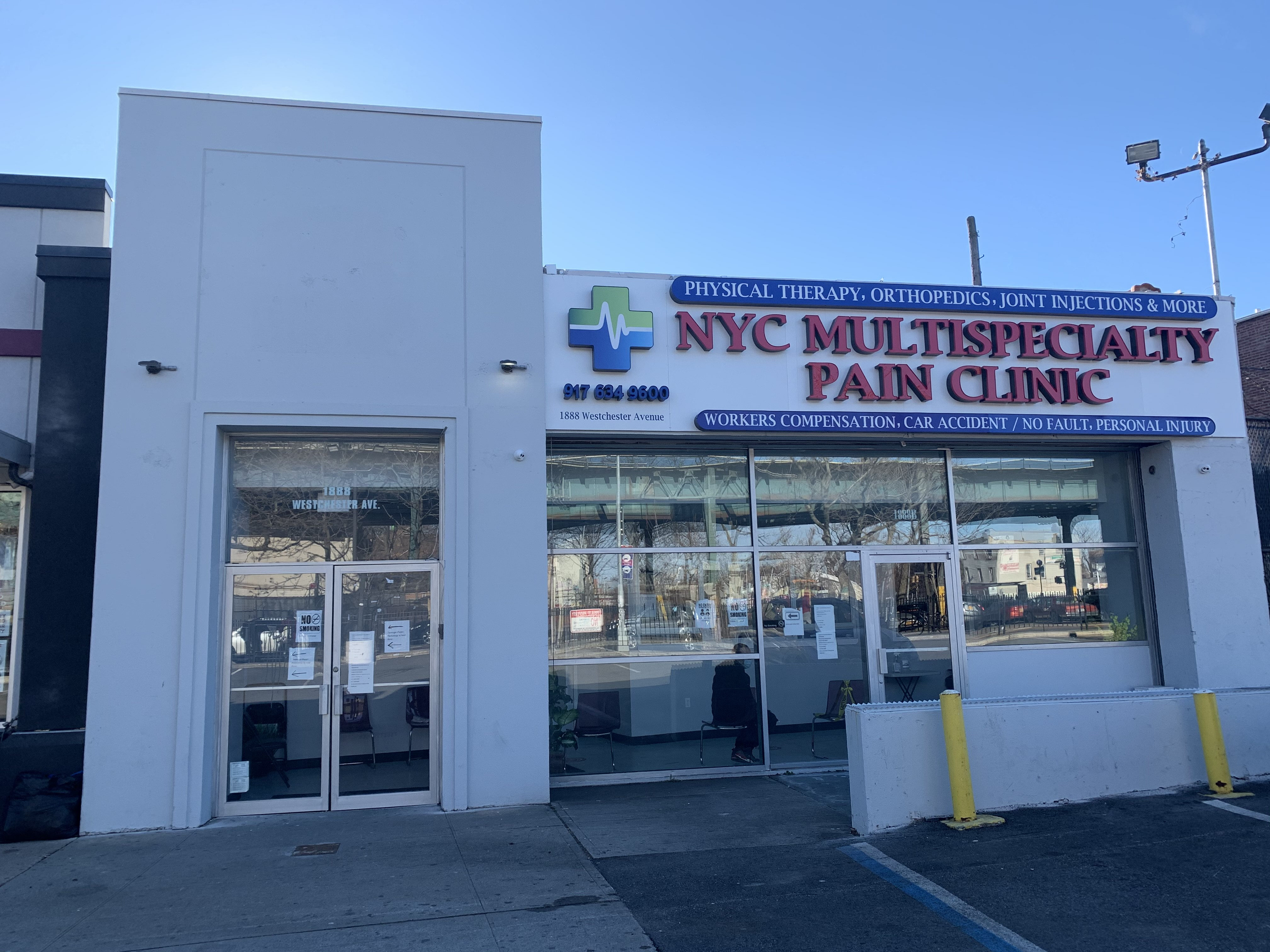 NYCDocs - Primary Care Doctors reviews | Medical Centers at 1888 Westchester Avenue - Bronx NY
