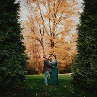 Hali Rooth review for David's Bridal