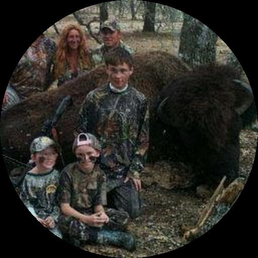 Lone Star Ranch Hunts - Bambi Harrell