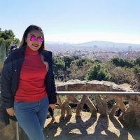 Viridiana Lopez Maravilla review for David's Bridal Mexico
