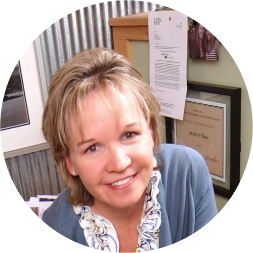 Jackie O'Hara avatar