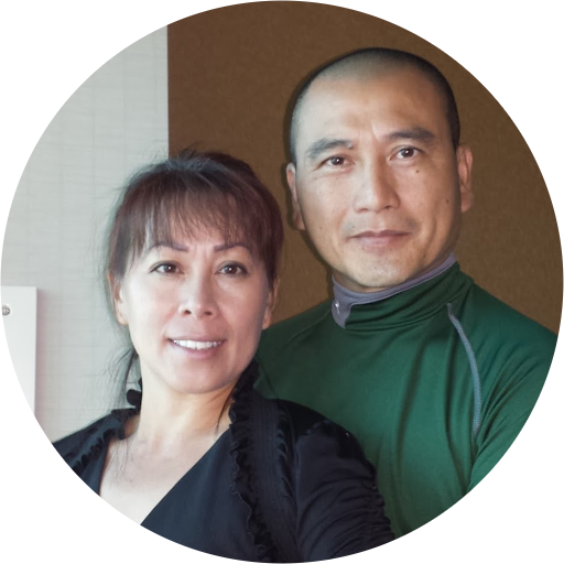 Hiep and Ly Nguyen