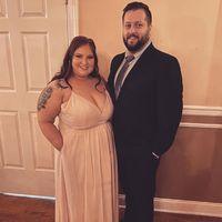Amanda McIntyre review for David's Bridal