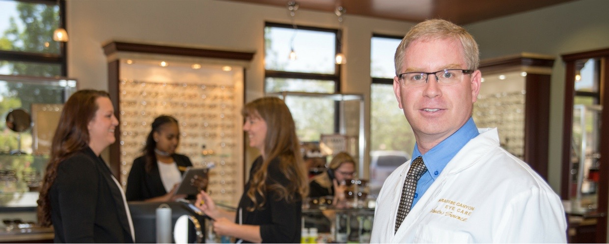 Paradise Canyon Eye Care reviews | Healthcare at 1449 N 1400 W - Saint George UT