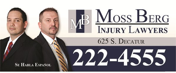 Moss Berg Injury Lawyers - Las Vegas, NV