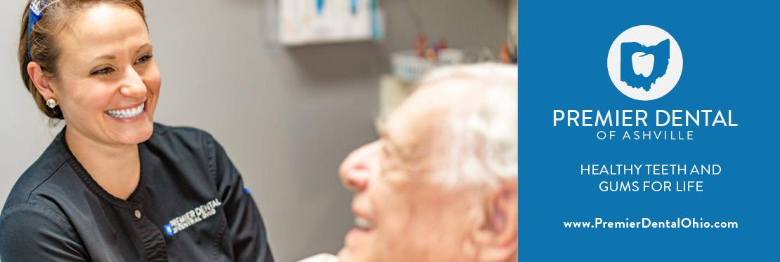 Premier Dental of Ashville reviews | Dentists at 22 Miller Avenue - Ashville OH