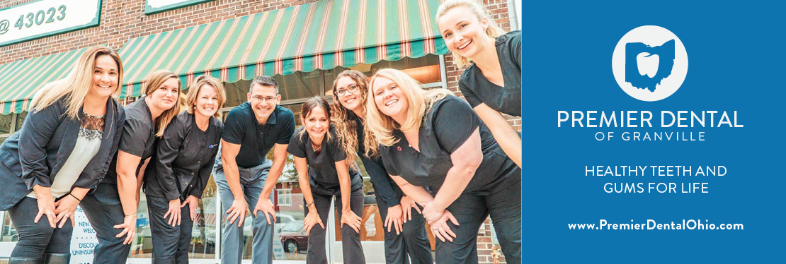 Premier Dental of Granville Reviews, Ratings | Cosmetic Dentists near 121 E Broadway , Granville OH