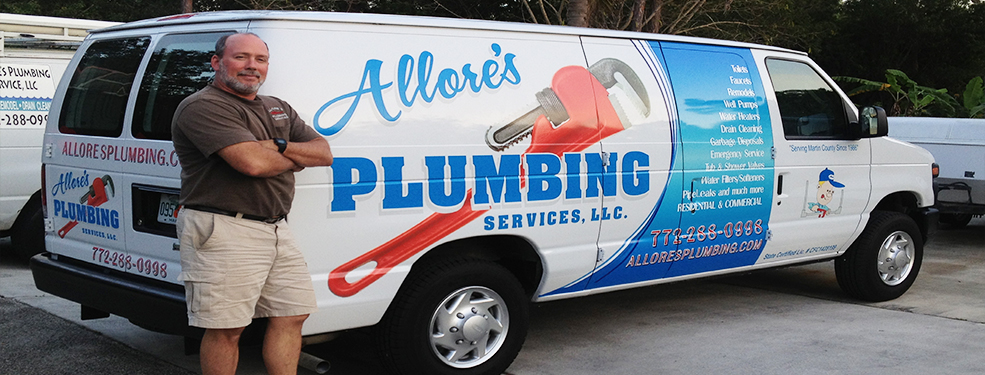Allore's Plumbing Service LLC - Palm City, FL
