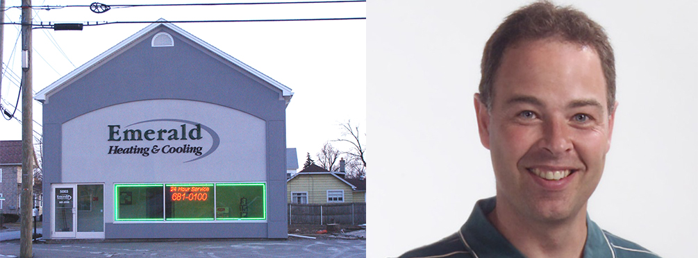 Emerald Heating & Cooling - Depew, NY