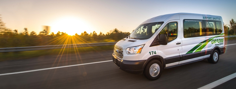 Groome Transportation reviews | Airport Shuttles at 33566 Columbus St SE - Albany OR