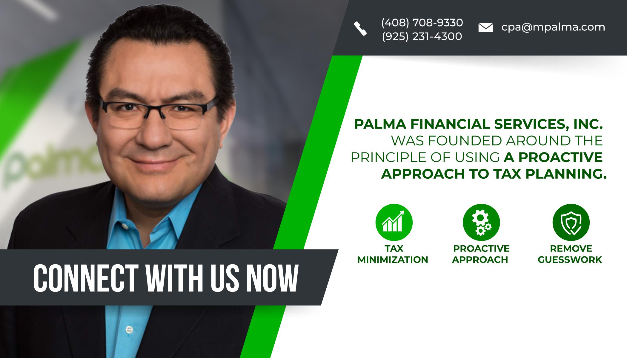 Palma Financial Services, Inc. reviews | Tax Services at 11840 Dublin - Dublin CA
