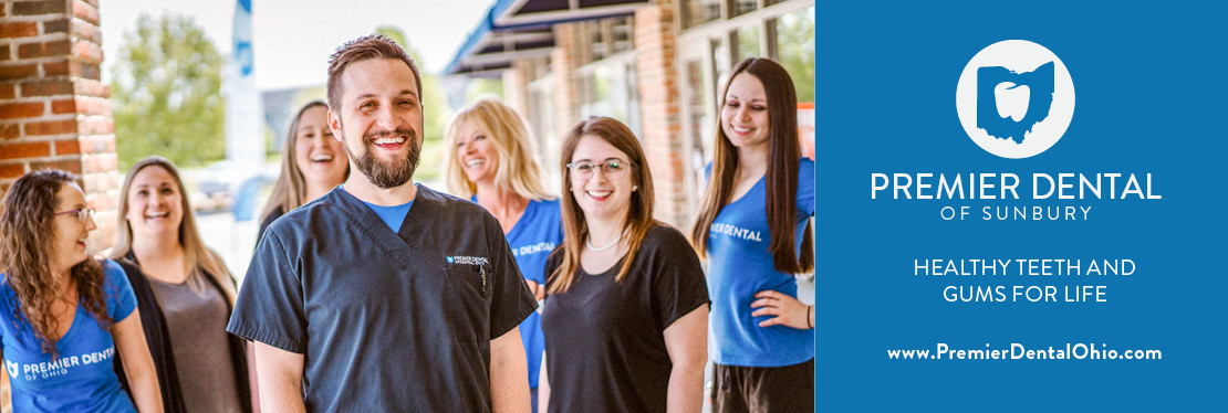 Premier Dental of Sunbury reviews   Cosmetic Dentists at 169 State Route 3 - Sunbury OH