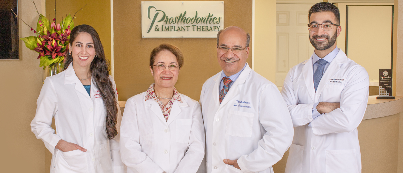 Prosthodontics & Implant Therapy (Drs. Iranmanesh, Esfahanian and Mashkouri) reviews | Dentists at 2814 W Waters Ave - Tampa FL
